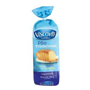 Pão de Forma VISCONTI 400g