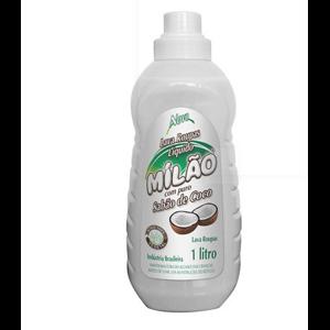 Lava Roupas Líquido de Coco Milão 1L