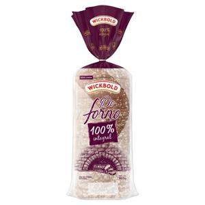 Pão de Forma Integral Wickbold Do Forno Pacote 500g
