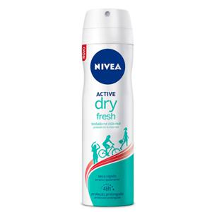 Desodorante Aerosol NIVEA Dryfresh 150ml