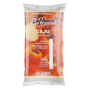 Polpa de Fruta Caju De Marchi Pacote 100g