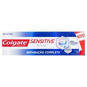 Creme Dental Reparação Completa Colgate Sensitive Pro-Alívio Caixa 110g