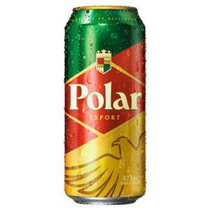 Cerveja Polar 473Ml Export