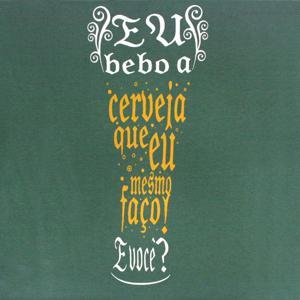 Camiseta Verde Oliva Copo - Tam. P