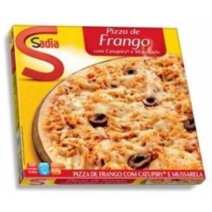 Pizza SADIA Frango com Catupiry 460g