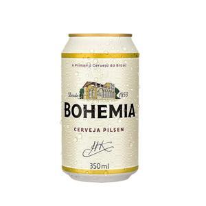 Cerveja Bohemia 350Ml Lata