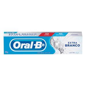 Creme Dental Cool Mint Oral-B Extra Branco Caixa 70g