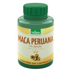 Maca peruana - 60 cápsulas de 500 mg