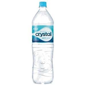 Água CRYSTAL sem Gás 1,5L