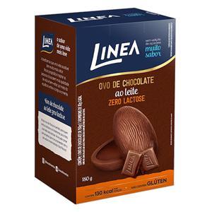 Ovo de Páscoa ao Leite Zero Lactose Linea Caixa 180g
