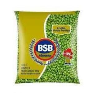 Ervilha Verde BSB ALIMENTOS 500g