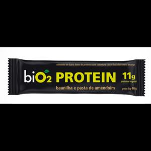 Barra de Protein Baunilha com Amendoim Renks 40g