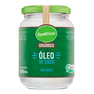 Óleo de Coco Sem Sabor Orgânico (500mL)
