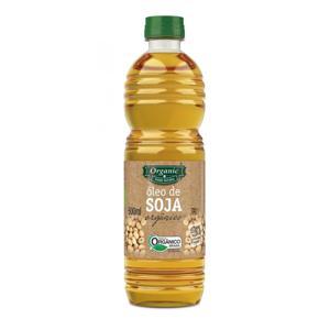 Oleo de Soja Orgânico