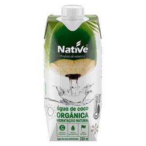 Água de Coco Orgânica 330ml - Native