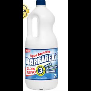 Agua Sanitaria Barbarex 2lt