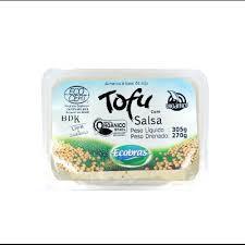 Tofu Ecobrás Salsa Orgânico 270g