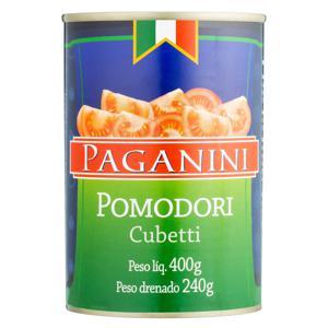 Tomate Pelado em Cubos Paganini Lata 240g