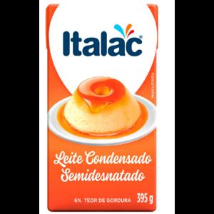 Leite Condensado Italac 395G Tradicional Tp