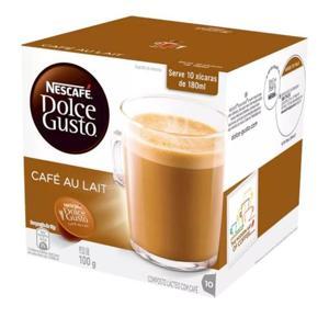 Cápsula NESTLÉ Dolce Gusto Café Au Lait 100g
