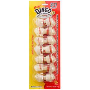 Osso Dingo Premium Bone Mini 7 Pk - 84 g