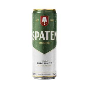 Cerveja Spaten Puro Malte 350Ml