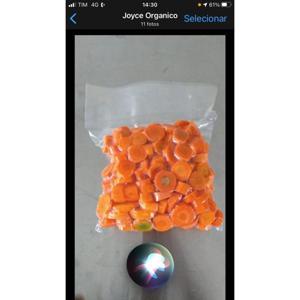 Seleta de Cenoura ( 500g) Orgânica