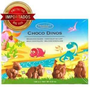 Chocolate Belga Choco Dinos Exelcium  100G