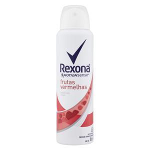 Antitranspirante Aerossol Frutas Vermelhas Rexona Motionsense 150ml