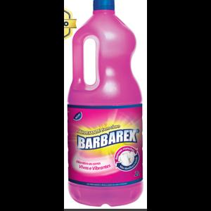 Alvejante Barbarex 2lt Sem Cloro