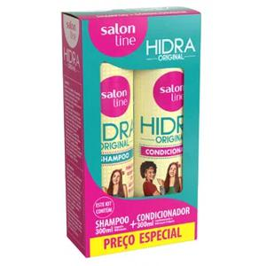 Kit Salon Line Hidra Original - Shampoo + Condicionador 300ml