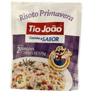 Risoto Primavera TIO JOÃO Cozinha&Sabor 175g