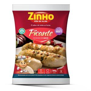 Pão de Alho ZINHO Baguete Picante 300g