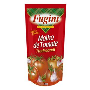 Molho Tomate FUGINI 340g