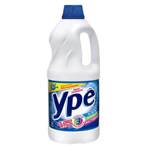 Água Sanitária YPE 2L