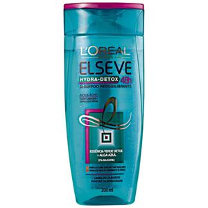 Shampoo ELSEVE Hydra Detox 200ml