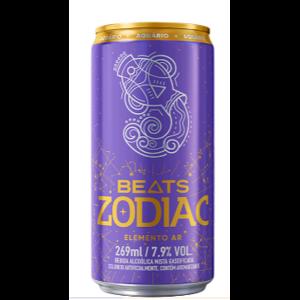 Cerveja Skol 269ml Beats Zodiac Elemento Ar