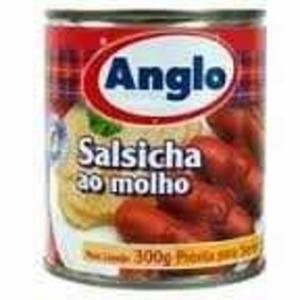 Salsicha ao Molho ANGLO 300g