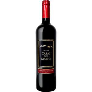 Vinho Tinto Chileno Casas Del Maipo Cab. Sauvignon 750ml