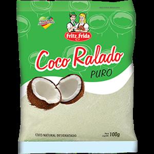 Coco Ralado FRITZ&FRIDA Puro 100g