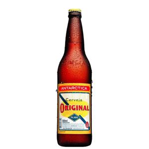 Cerveja Antarctica Original 600Ml Garrafa