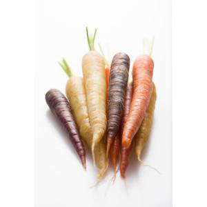 Cenoura colorida (500g)