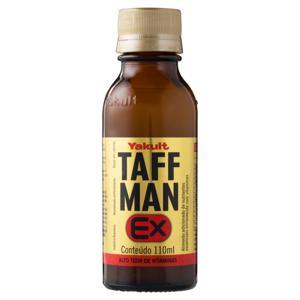 Bebida à Base de Vitaminas Yakult Taff Man Ex Vidro 110ml