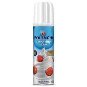 Chantilly Spray POLENGHI 250g