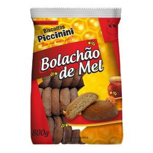 Bolachao De Mel Piccinini 800G