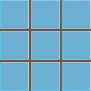 À vista 10% desc (boleto) - Revestimento Azul Piscina 20 x 20cm