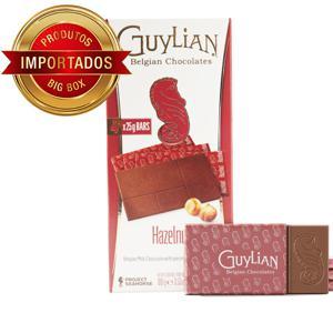Chocolate Belga Guylian Com Avelã 100G