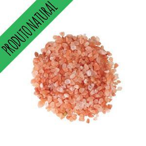 Sal Rosa Grosso do Himalaia 200 gr - Produto Natural