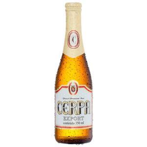 Cerveja CERPA Export Long Neck 350ml