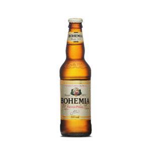 Cerveja BOHEMIA Puro Malte Long Neck 355ml